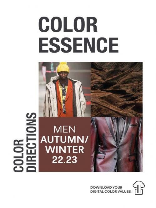 Color Essence Men, Subscription Europe (Airmail)