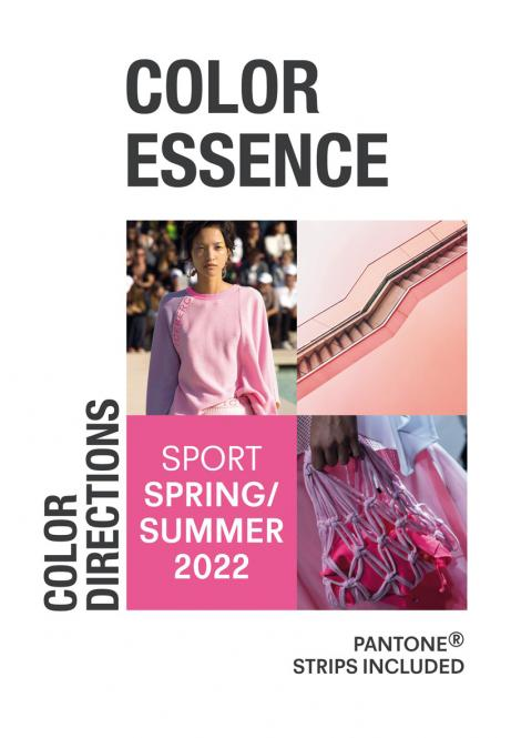 Color Essence Sportswear, Subscription Europe (Airmail)