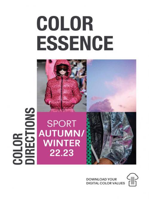 Color Essence Sportswear, Abonnement Welt Luftpost