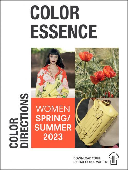 Color Essence Women S/S 2023