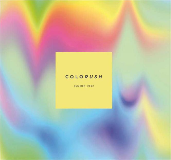 Colorush, Abonnement Deutschland