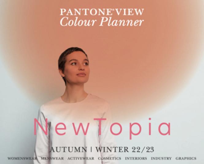 Pantone View Colour Planner A/W 2022/2023 incl. USB-Stick