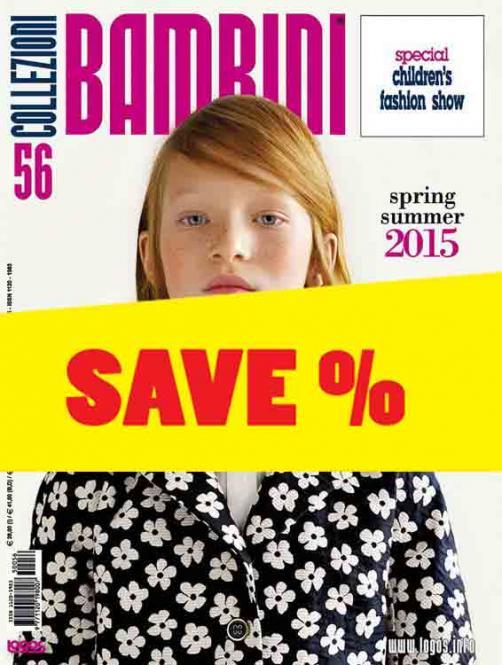 Collezioni Bambini no. 56 S/S 2015