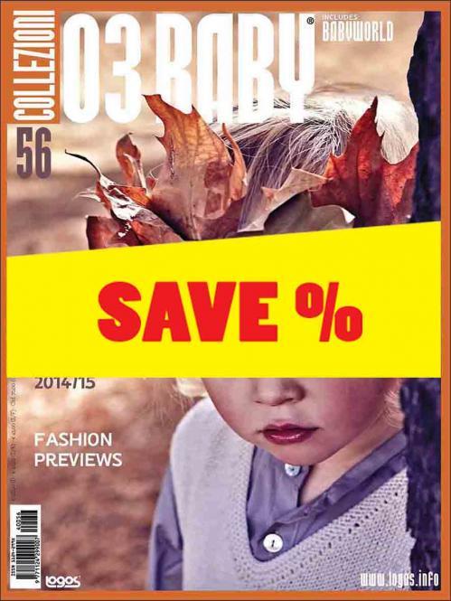 Collezioni Baby no. 56 A/W 2014/2015