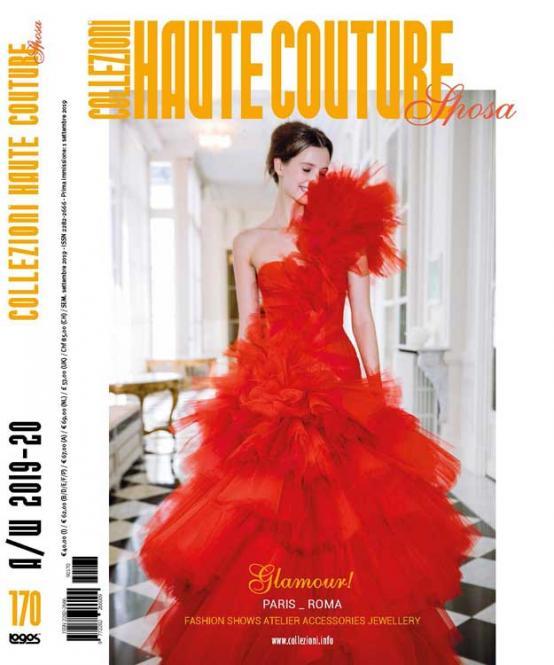 Collezioni Haute Couture, Subscription Europe (Airmail)