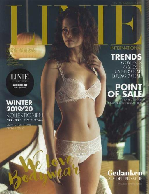 Linie International no. 01/201 no. 01/2019
