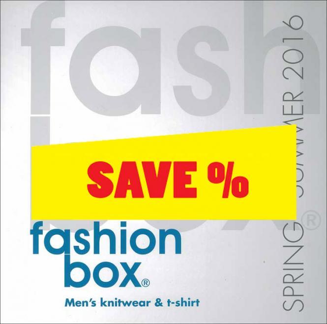 Fashion Box Men's Knitwear S/S 2016