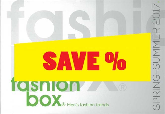Fashion Box Men's Knitwear S/S 2017