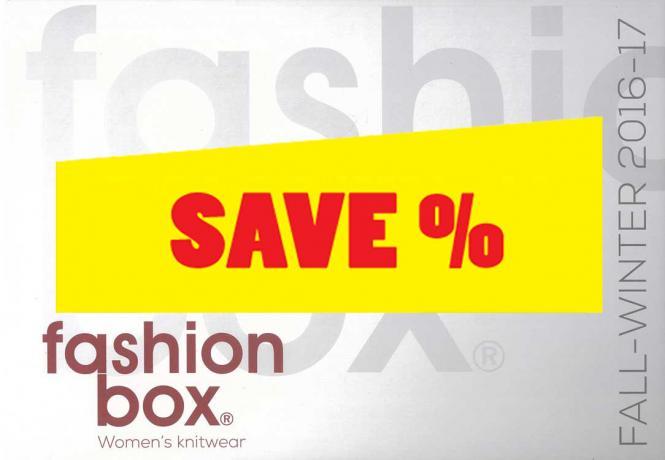 Fashion Box Women's Knitwear A/W 2016/2017 incl. CD-Rom