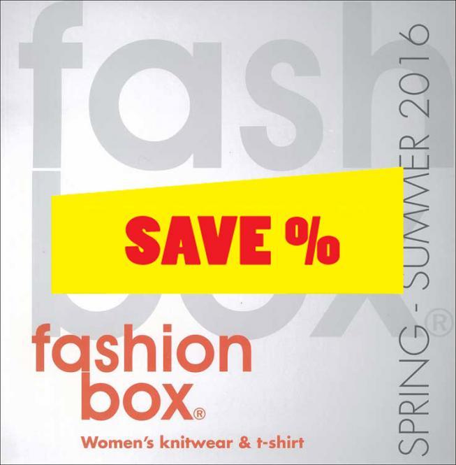 Fashion Box Women's Knitwear S/S 2016 incl. CD-Rom