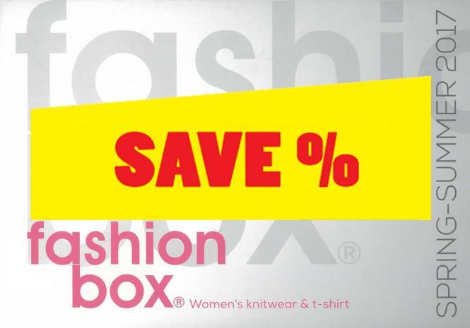 Fashion Box Women's Knitwear S/S 2017 incl. CD-Rom