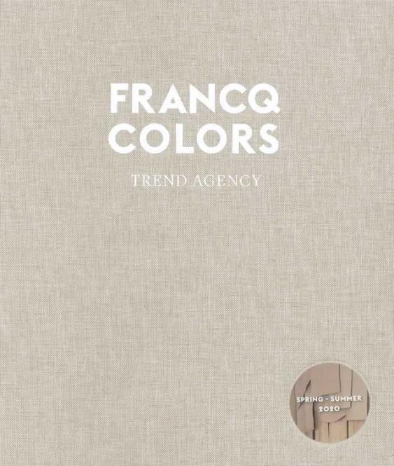 Francq Colors Trend Report - Subscription Europe