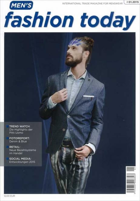 Fashion Today Men/Women, Abonnement Welt Luftpost