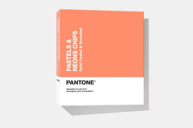 PANTONE Pastels & Neon Chips coated & uncoated