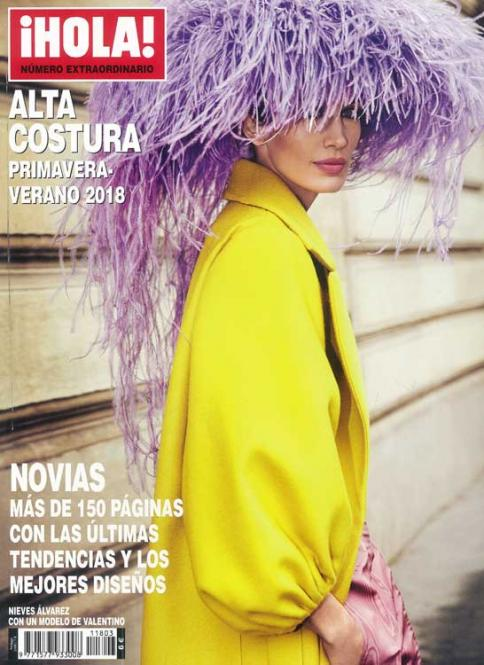 Hola Special Haute Couture, Abonnement Welt Luftpost