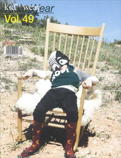 Kid's Wear - Englisch, Abonnement Welt Luftpost