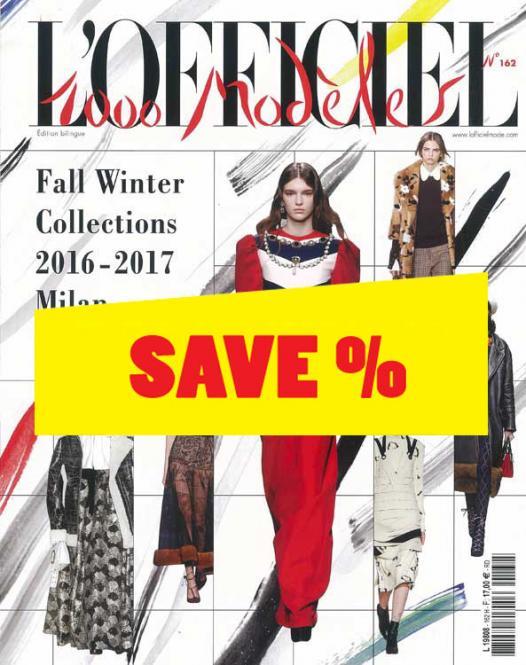 L'Officiel 1.000 Models no. 162 Pret a Porter Milan/New York