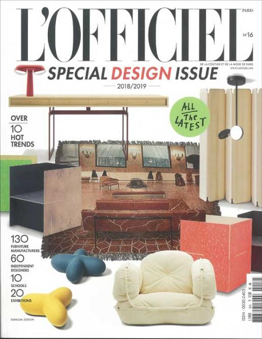 L'Officiel 1.000 Models on, Abonnement Welt Luftpost