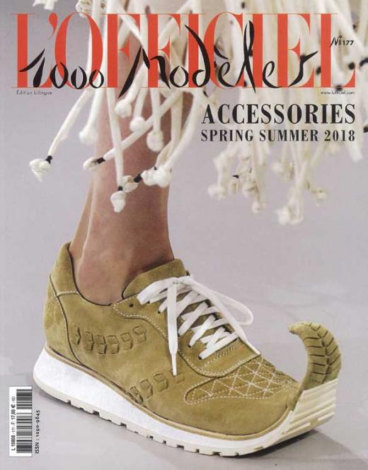 L Officiel Fashion Accessories no. 177