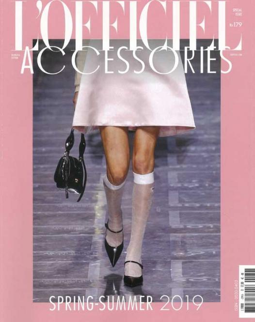 L'Officiel Fashion Accessories, Abonnement Europa