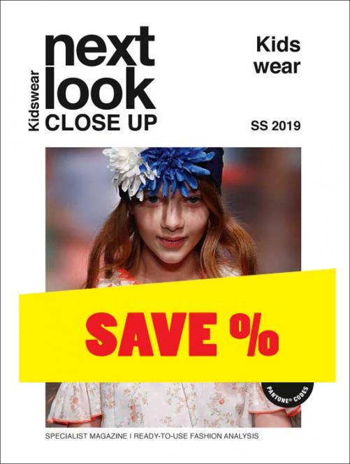 Next Look Close Up Kids no. 05 S/S 2019