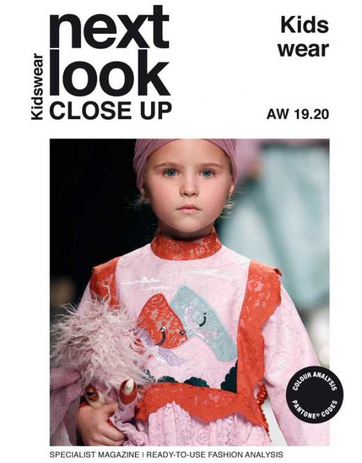 Next Look Close Up Kids no. 06 A/W 2019/2020