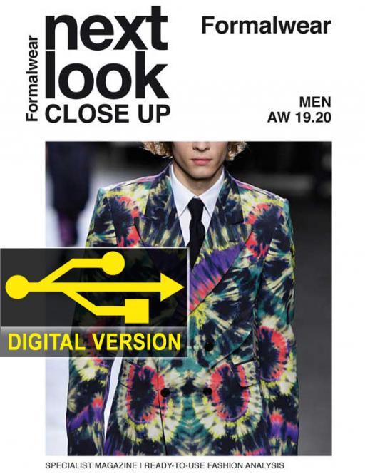 Next Look Close Up Men Formal no. 06 A/W 2019/2020 Digital Version