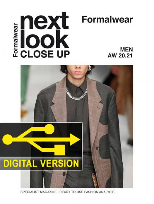 Next Look Close Up Men Formal, Subscription Europe