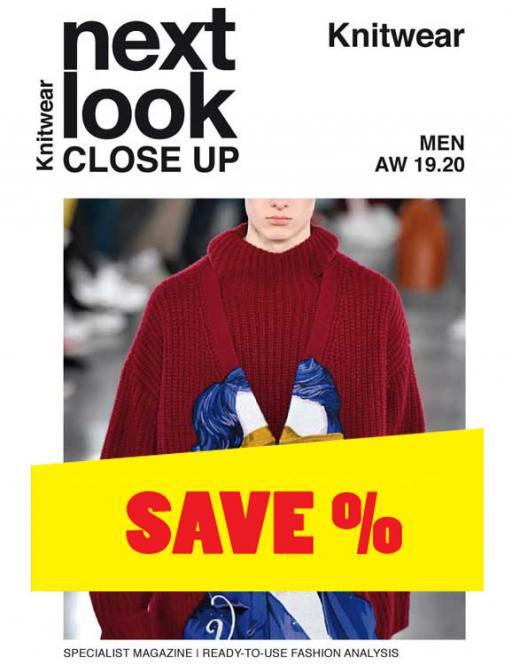 Next Look Close Up Men Knitwear no. 06 A/W 2019/2020
