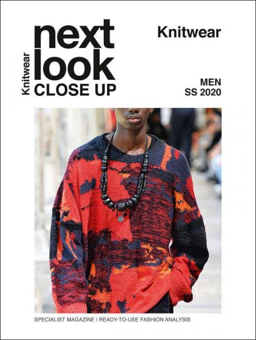 Next Look Close Up Men Knitwear no. 07 S/S 2020