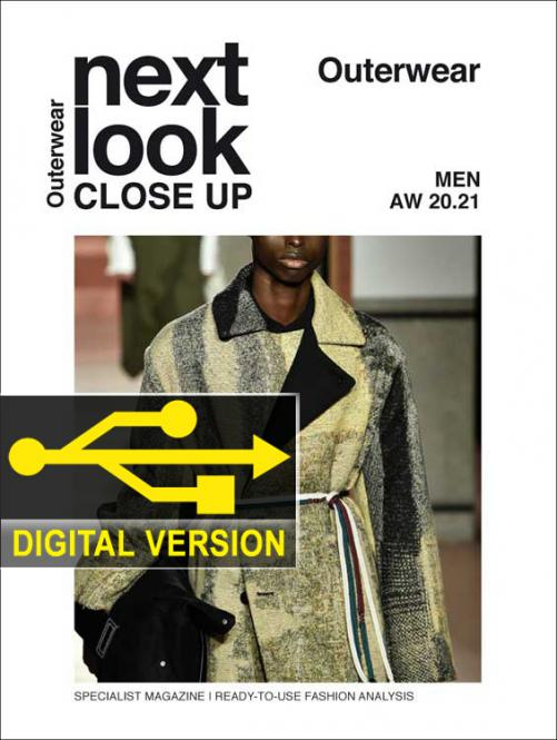 Next Look Close Up Men Outerwear  Subscription Europe