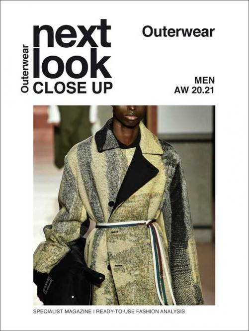 Next Look Close Up Men Outerwear no. 08 A/W 2020/2021