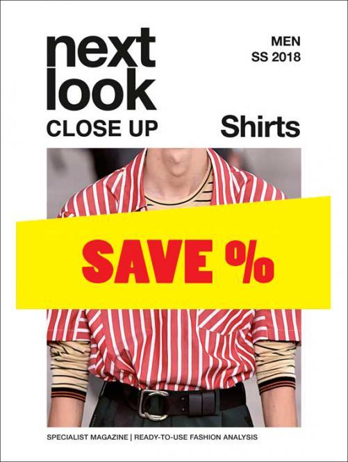 Next Look Close Up Men Shirts no. 01 S/S 2018