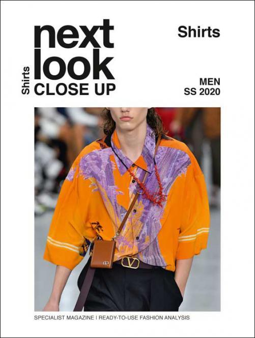Next Look Close Up Men Shirts  no. 07 S/S 2020