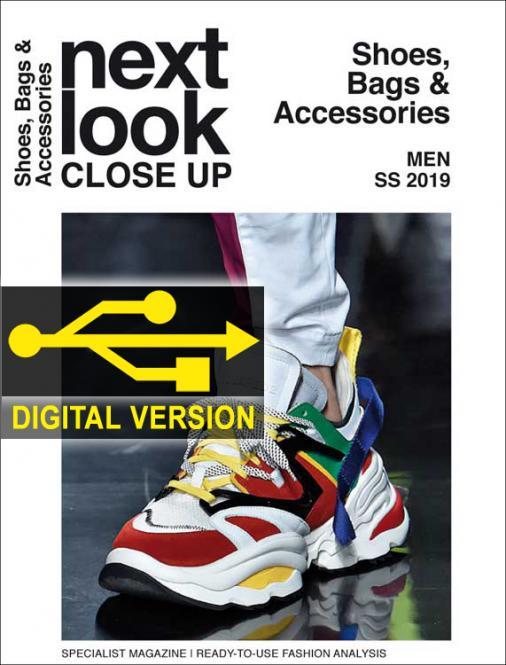 Next Look Close Up Men Shoes no. 05 S/S 2019 Digital Version