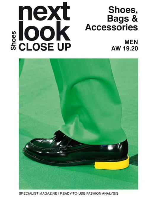 Next Look Close Up Men Shoes, Bags & Accessories no. 06 A/W 19/20