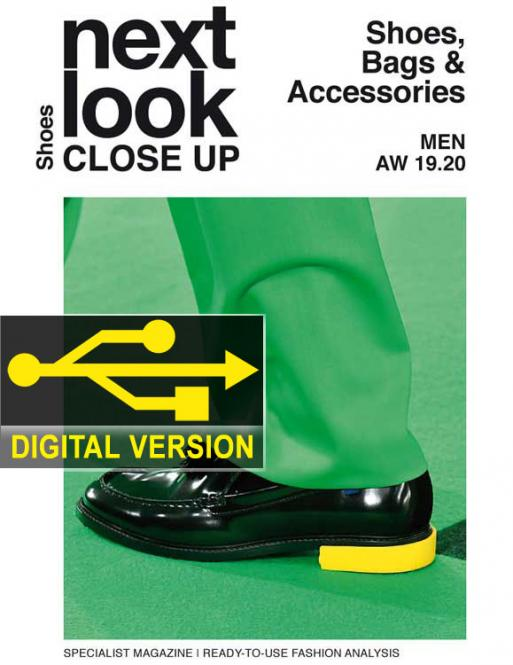 Next Look Close Up Men Shoes no. 06 A/W 2019/2020 Digital Version
