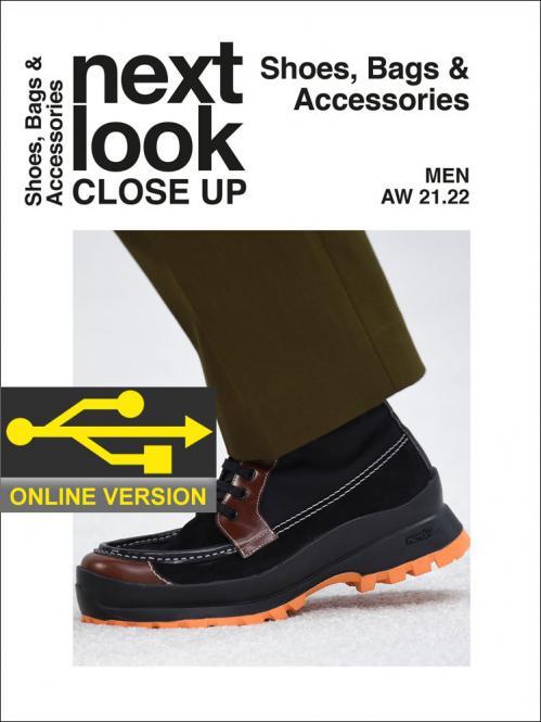 Next Look Close Up Men Shoes, Bags & Accessories no. 10 A/W 21/22 Digital