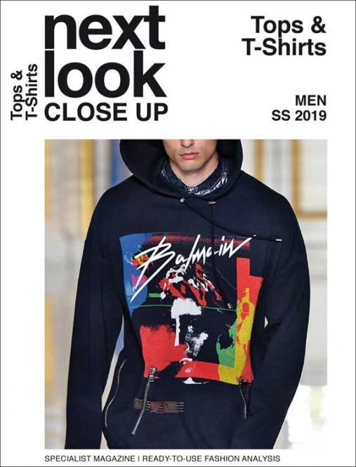 Next Look Close Up Men Tops &  T-Shirts no. 05 S/S 2019