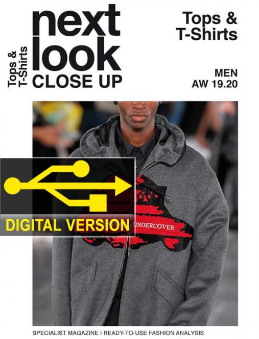 Next Look Close Up Men Top & T-Shirts no. 06 A/W 2019/2020 Digital