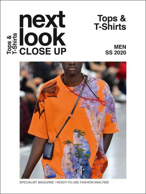 Next Look Close Up Men Top & T-Shirts Subscription World Airmail
