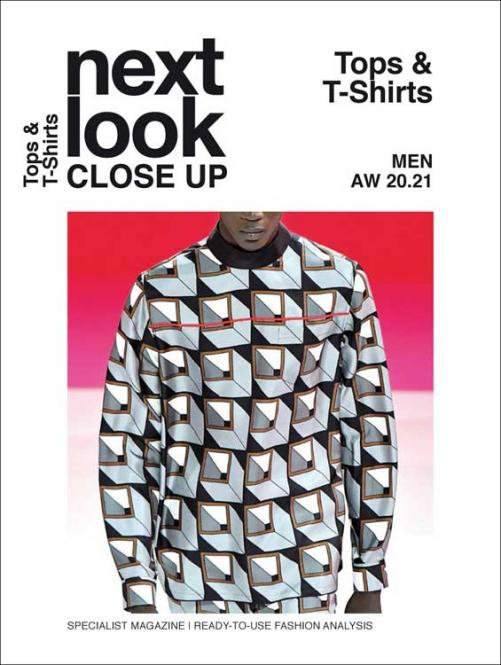 Next Look Close Up Men Tops &  T-Shirts no. 08 A/W 2020/2021