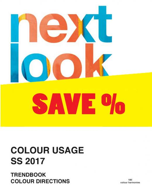 Next Look Colour Usage S/S 2017