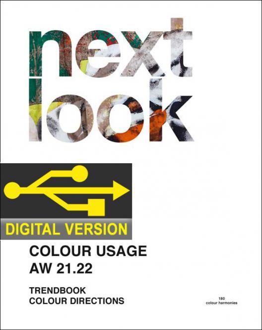 Next Look Colour Usage Digital Version, Abonnement Welt Luftpost