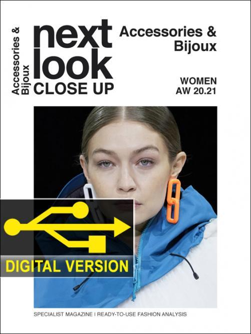 Next Look Close Up Women Accessories Digital, - Abonnement Deutschland
