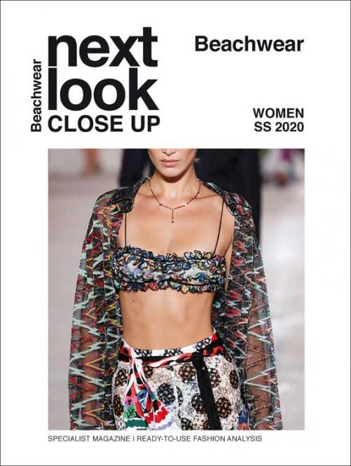 Next Look Close Up Women Beachwear - 2-Jahres-Abonnement Welt Luftpost