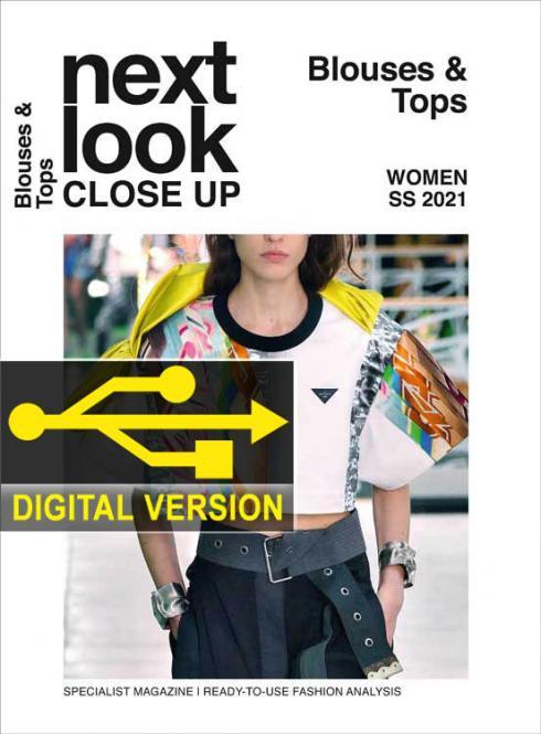 Next Look Close Up Women Blouses Digital Version, Subscription World