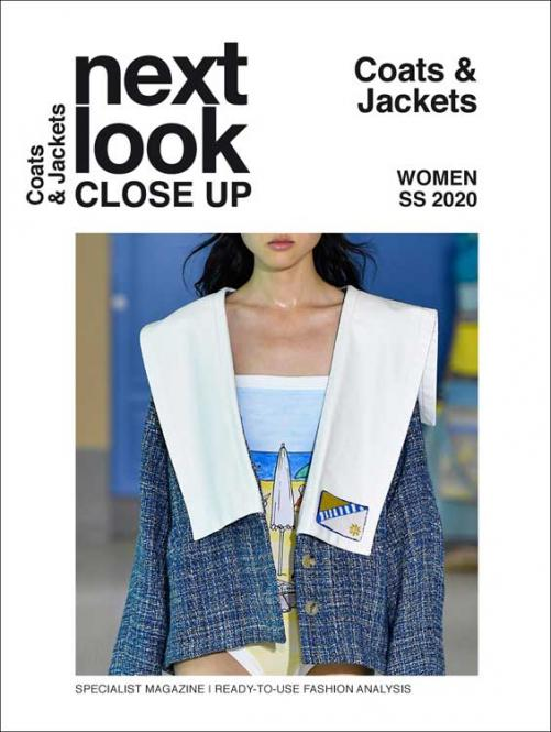 Next Look Close Up Women Coats & Jackets no. 07 S/S 2020