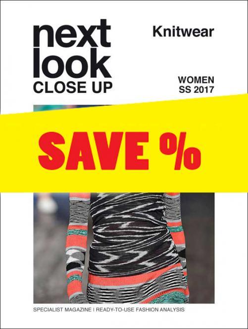 Next Look Close Up Women Knitwear no. 01 S/S 2017