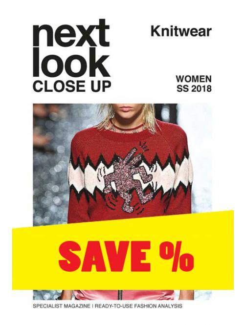 Next Look Close Up Women Knitwear no. 03 S/S 2018
